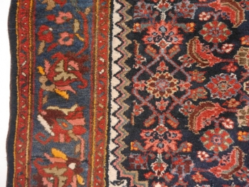 14322 Malayer antique rug 6.1 x 3.9 ft / 185 x 120 cm