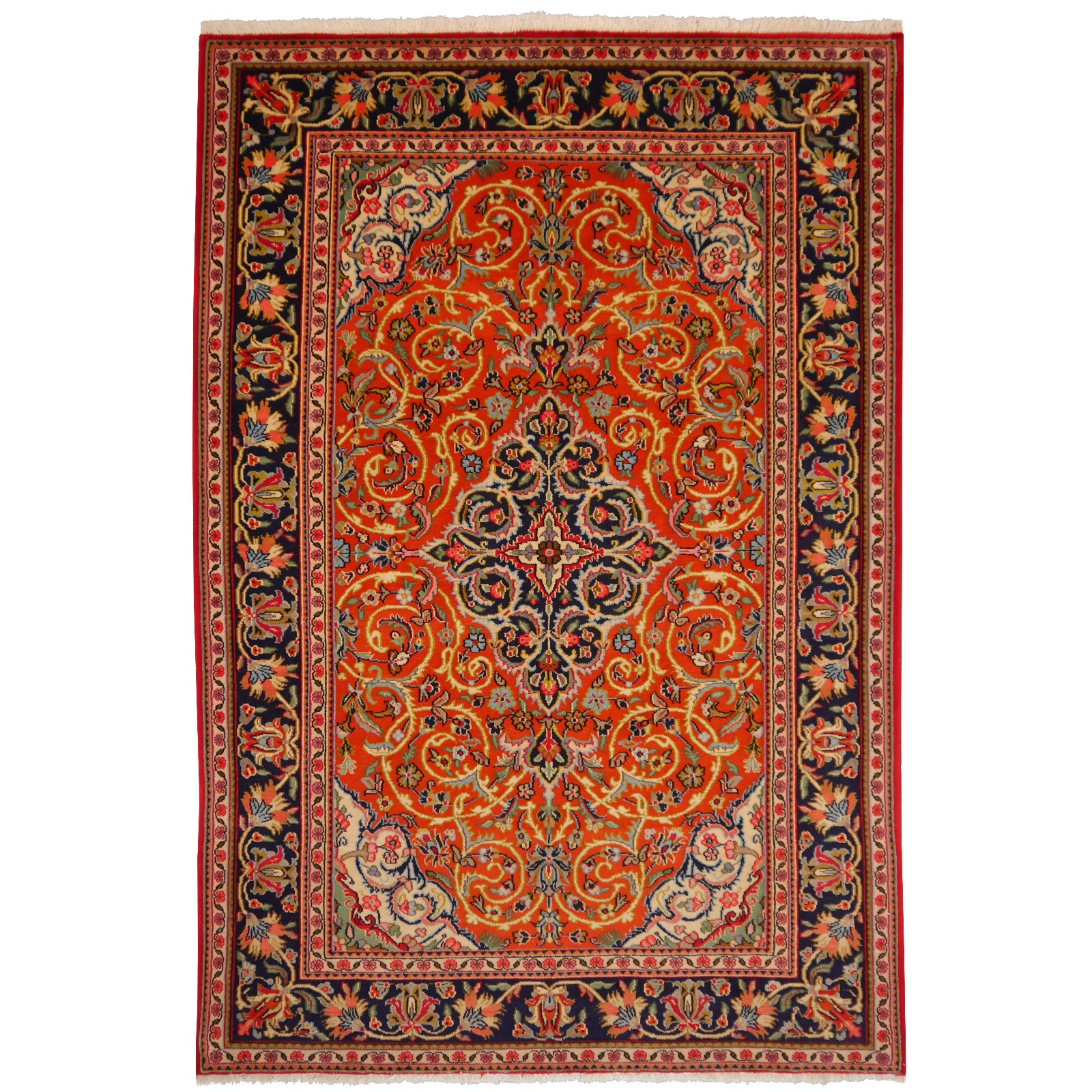 Hand knotted persian rugs best rug 2018 for Best stores for rugs
