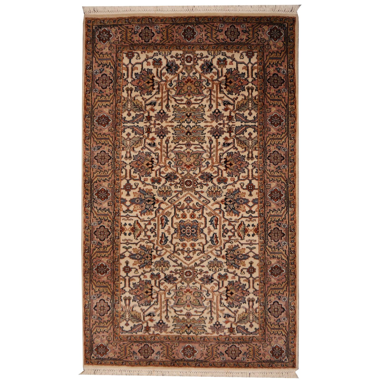Indo Nepal Teppiche. Beautiful Nepal Teppich Handgeknpft