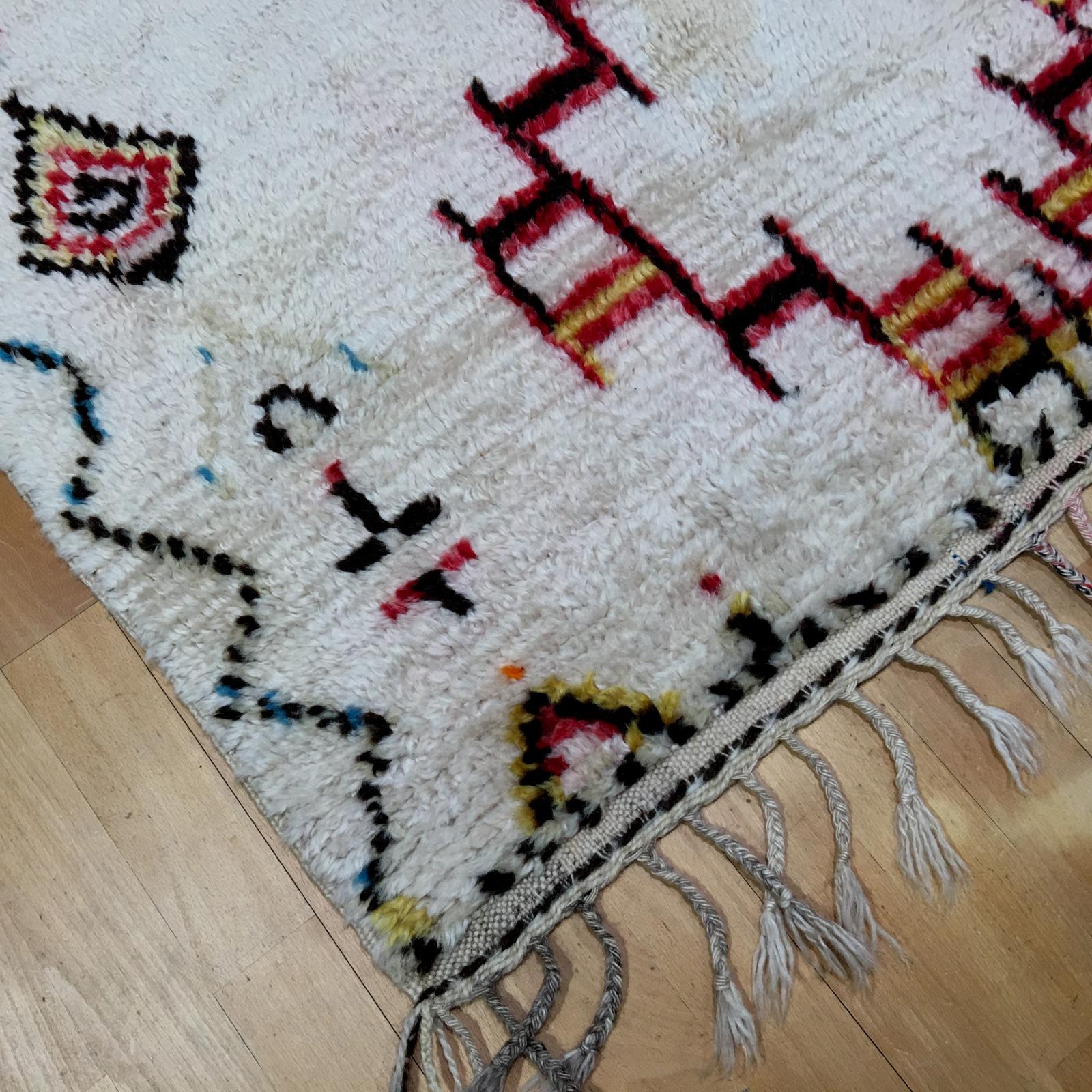 14972 azilal vintage 170 x 100 cm berber teppich marokko sammlerteppich. Black Bedroom Furniture Sets. Home Design Ideas