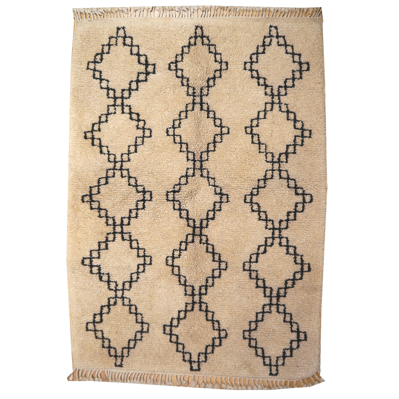 14974 azilal vintage 140 x 100 cm berber teppich marokko. Black Bedroom Furniture Sets. Home Design Ideas