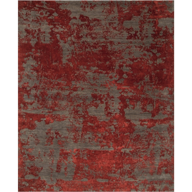 14665 KAVI DESIGN rug India 6.6 x 4.6 ft / 200 x 140 cm