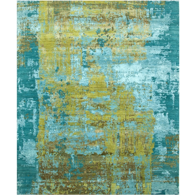 14666 KAVI DESIGN rug 9.8 x 8.2 ft / 300 x 250 cm