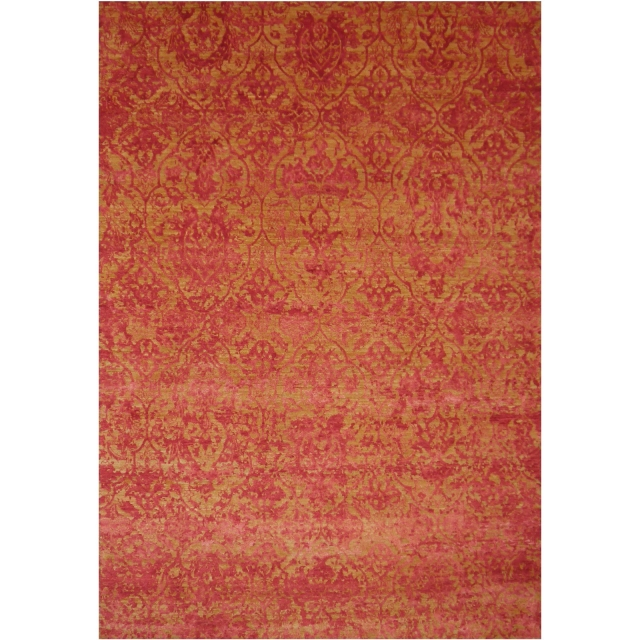 14667 KAVI DESIGN rug India 7.9 x 5.6 ft / 240 x 170 cm