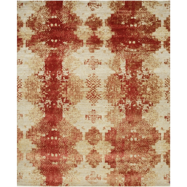 14669 KAVI DESIGN rug India 8 x 5 ft / 240 x 170 cm