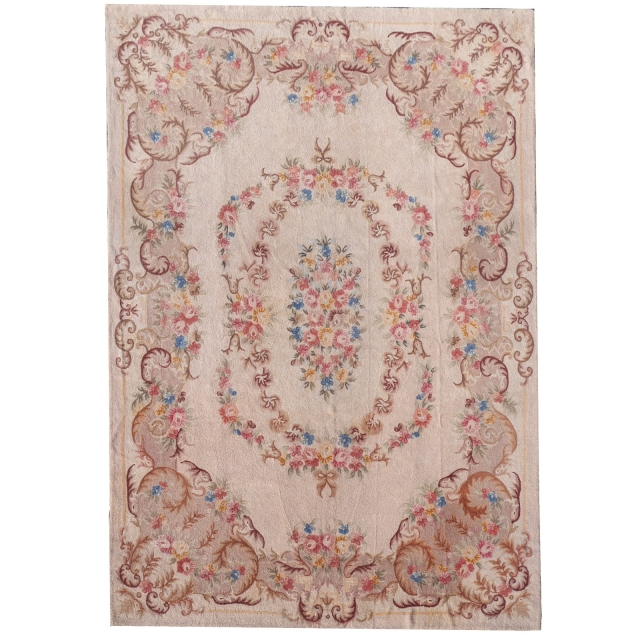 14717 Arraiolos antique rug Portugal 14,8 x 10,7 ft / 450 x 325 cm