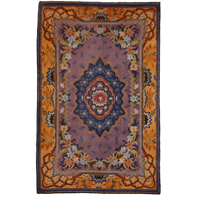 14779 Art Nouveau rug France 9,8 x 6,6 ft / 300 x 200 cm