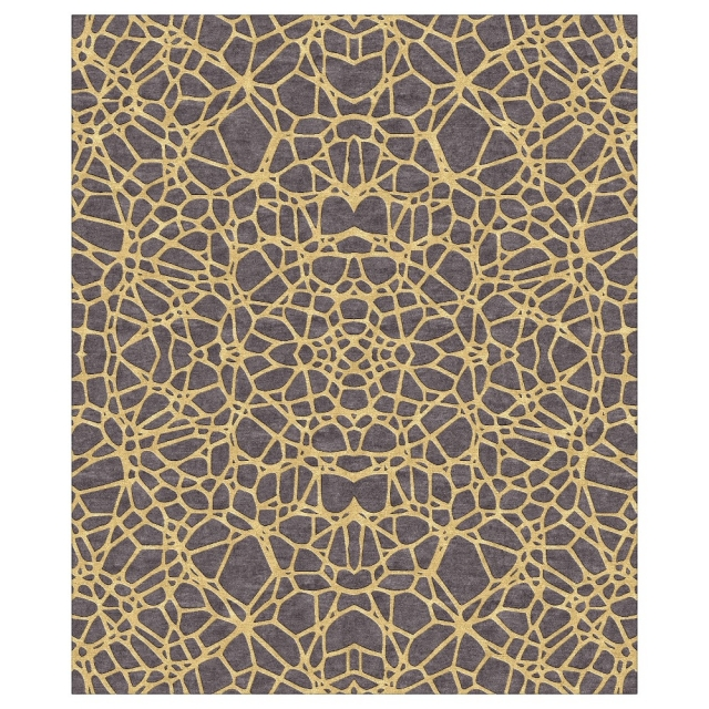 400407-MD365-01 Domus Collection Makalu Interior Design Rug