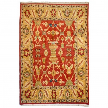 13372 Bidjar persian rug 7.9 x 5.5 ft / 242 x 168 cm